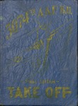 Take Off, Final Edition, June 1944 by Montana State University (Missoula, Mont.). Air Force Reserve Officers' Training Corps