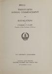 University of Montana Commencement Program, 1922