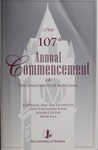 University of Montana Commencement Program, 2004 by University of Montana--Missoula. Office of the Registrar