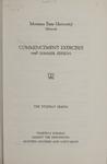 University of Montana Summer Commencement Program, 1948