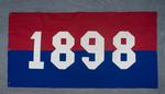 University of Montana-Missoula Commencement Banner, 1898