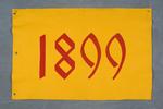 University of Montana-Missoula Commencement Banner, 1899