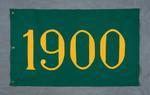 University of Montana-Missoula Commencement Banner, 1900