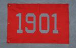 University of Montana-Missoula Commencement Banner, 1901