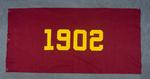 University of Montana-Missoula Commencement Banner, 1902
