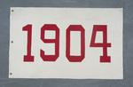 University of Montana-Missoula Commencement Banner, 1904