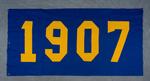 University of Montana-Missoula Commencement Banner, 1907