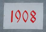University of Montana-Missoula Commencement Banner, 1908