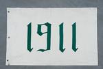 University of Montana-Missoula Commencement Banner, 1911
