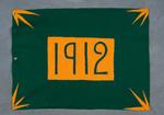 University of Montana-Missoula Commencement Banner, 1912