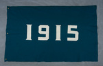 University of Montana-Missoula Commencement Banner, 1915