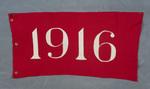 University of Montana-Missoula Commencement Banner, 1916