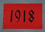 University of Montana-Missoula Commencement Banner, 1918 by University of Montana--Missoula