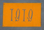 University of Montana-Missoula Commencement Banner, 1919