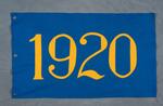 University of Montana-Missoula Commencement Banner, 1920