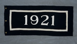 University of Montana-Missoula Commencement Banner, 1921