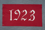 University of Montana-Missoula Commencement Banner, 1923 by University of Montana--Missoula