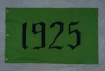 University of Montana-Missoula Commencement Banner, 1925