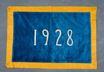 University of Montana-Missoula Commencement Banner, 1928 by University of Montana--Missoula