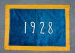 University of Montana-Missoula Commencement Banner, 1928
