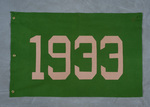 University of Montana-Missoula Commencement Banner, 1933 by University of Montana--Missoula