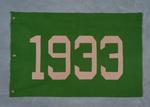 University of Montana-Missoula Commencement Banner, 1933
