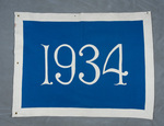 University of Montana-Missoula Commencement Banner, 1934 by University of Montana--Missoula