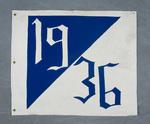 University of Montana-Missoula Commencement Banner, 1936