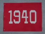 University of Montana-Missoula Commencement Banner, 1940