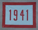University of Montana-Missoula Commencement Banner, 1941