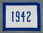 University of Montana-Missoula Commencement Banner, 1942 by University of Montana--Missoula