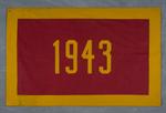 University of Montana-Missoula Commencement Banner, 1943