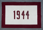 University of Montana-Missoula Commencement Banner, 1944 by University of Montana--Missoula