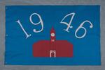 University of Montana-Missoula Commencement Banner, 1946