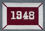 University of Montana-Missoula Commencement Banner, 1948 by University of Montana--Missoula