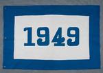 University of Montana-Missoula Commencement Banner, 1949