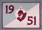 University of Montana-Missoula Commencement Banner, 1951