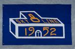 University of Montana-Missoula Commencement Banner, 1952