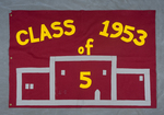 University of Montana-Missoula Commencement Banner, 1953 by University of Montana--Missoula