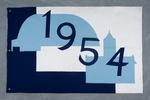 University of Montana-Missoula Commencement Banner, 1954