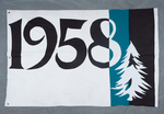 University of Montana-Missoula Commencement Banner, 1958