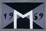 University of Montana-Missoula Commencement Banner, 1959