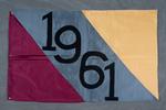 University of Montana-Missoula Commencement Banner, 1961