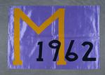 University of Montana-Missoula Commencement Banner, 1962
