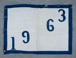 University of Montana-Missoula Commencement Banner, 1963