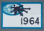 University of Montana-Missoula Commencement Banner, 1964