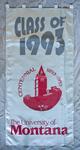 University of Montana-Missoula Commencement Banner, 1993