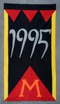 University of Montana-Missoula Commencement Banner, 1995