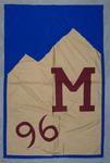 University of Montana-Missoula Commencement Banner, 1996
