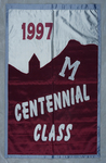 University of Montana-Missoula Commencement Banner, 1997